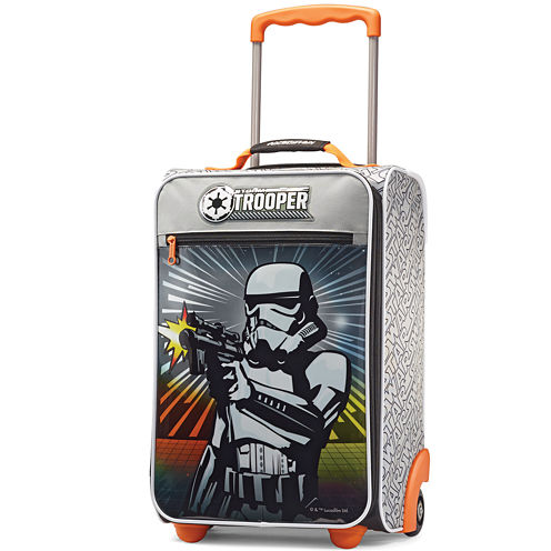 """American Tourister® Star Wars Stormtrooper 18"""" Carry-On Upright Luggage"""