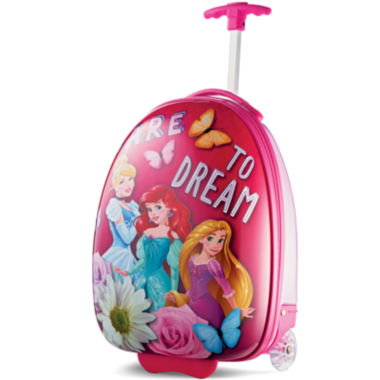 "jcpenney.com | American Tourister® Disney Princess 16"" Carry-On Hardside Upright Luggage"