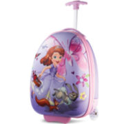 "American Tourister® Disney Sofia the First 16"" Carry-On Hardside Upright Luggage"