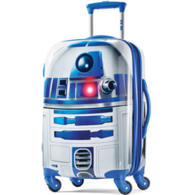 "jcpenney.com | American Tourister® Star Wars R2-D2 28"" Expandable Hardside Spinner Upright Luggage"