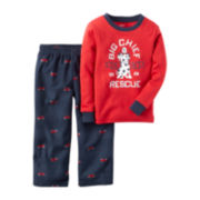 Carter's® Fire Rescue Pajama Set - Preschool Boys 4-7