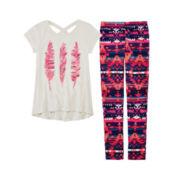 Arizona Cross-Back Tunic or Leggings - Girls 7-16