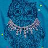 Monaco Blue Owl