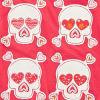 Scarlet Ibis Skull