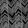 Black/grey Chevron
