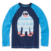 Arizona Graphic Raglan Tee - Boys 8-20 and Husky