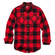 Arizona Flannel Shirt - Boys 8-20 and Husky