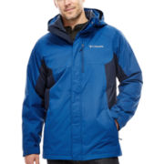 Columbia® Rockaway Mountain Interchange Jacket