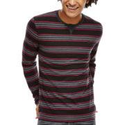 Zoo York® Impression Long-Sleeve Knit Tee