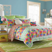 Collier Campbell English Bloom Comforter Set & Accessories