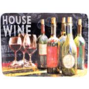 Certified International House Wine Rectangular Platter