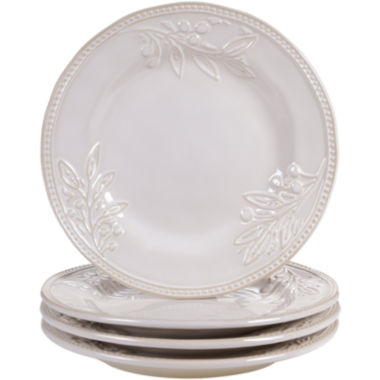 jcpenney.com | Certified International Bianca Set of 4 Dinner Plates