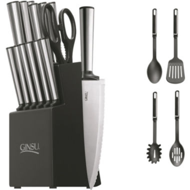 jcpenney.com | Ginsu® Koden Series 18-pc. Stainless Steel Knife Set