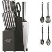 Ginsu® Koden Series 18-pc. Stainless Steel Knife Set