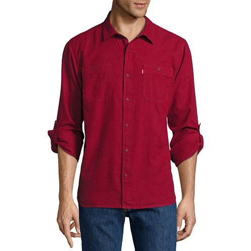 Levi's Long Sleeve Button-Front Shirt