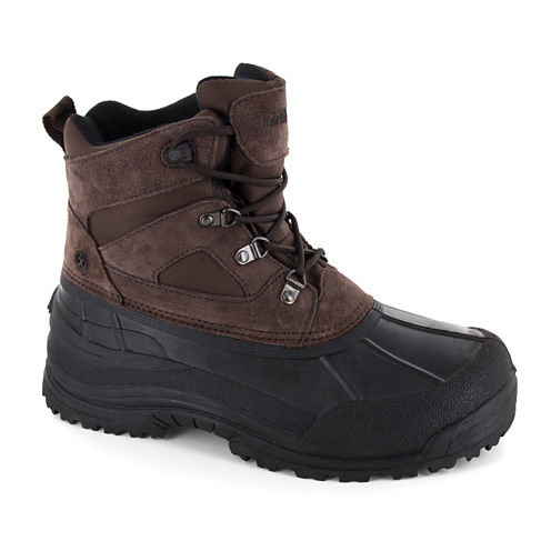 Northside Tundra Mens Weatherproof Insulated Winter Boots