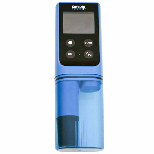 Solaxx SAFEDIP™ 6-IN-1 Electronic Pool & Spa Water Tester
