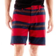 The Tourist by Burkman Bros. Twill Shorts