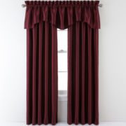 Sutton Place Antique Satin Window Treatments