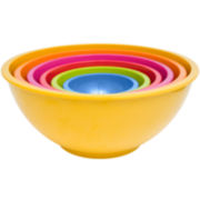 Zak Designs® Colorways 6-pc. Mixing Bowl Set
