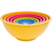Zak Designs® Colorways 6-pc. Mixing Bowl Set