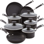 Circulon® Acclaim 13-pc. Hard-Anodized Cookware Set