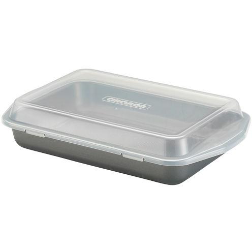 "Circulon® 9x13"" Cake Pan + Lid"