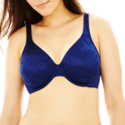 Ambrielle® Unlined Full-Figure Bra