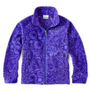 Columbia® Benton Springs™ Full-Zip Fleece Jacket - Girls 4-18