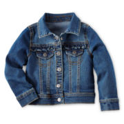 Arizona Denim Jacket – Girls 4-6x