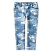 Arizona Camo Jeggings – Girls 2t-6