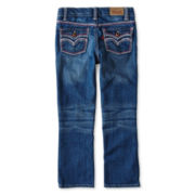 Levi's® Thick-Stitch Skinny Jeans – Girls 2t-4t