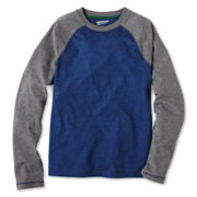 Arizona Long-Sleeve Baseball Tee - Boys 6-18 and Husky