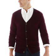 Dockers® Pick Stitch Cardigan
