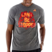 adidas® Can't Be Stopped Graphic Tee