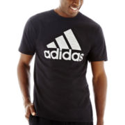adidas® Hardwood Heathered Tee