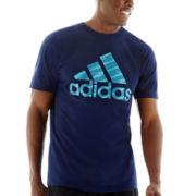 adidas® Shockwave Logo Tee