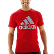 adidas® Shockwave Graphic Tee
