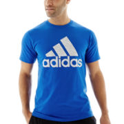 adidas® Hardwood Graphic Tee