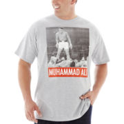 Muhammad Ali™ Knockout Tee–Big & Tall