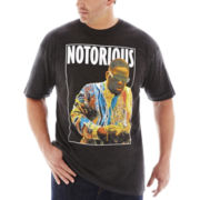 Biggie Graphic Tee–Big & Tall