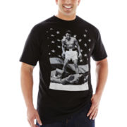 Muhammad Ali™ American Flag Tee–Big & Tall