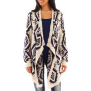 Arizona Aztec Cardigan, Crochet Cami or Skinny Jeans