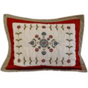 Bukhara Standard Pillow Sham