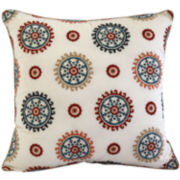 Bukhara Square Decorative Pillow