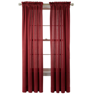 jcpenney.com | Royal Velvet® Hilton Rod-Pocket Curtain Panel