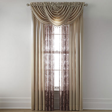 Window Treatment jcpenney valances window treatments : Royal Velvet Hilton Window Treatments