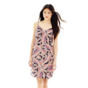 Joe Fresh™ Print Slip Dress