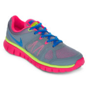 Nike® Flex Run 2014 Girls Running Shoes - Big Kids