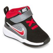 Nike® Hustle D6 Boys Basketball Shoes - Toddler